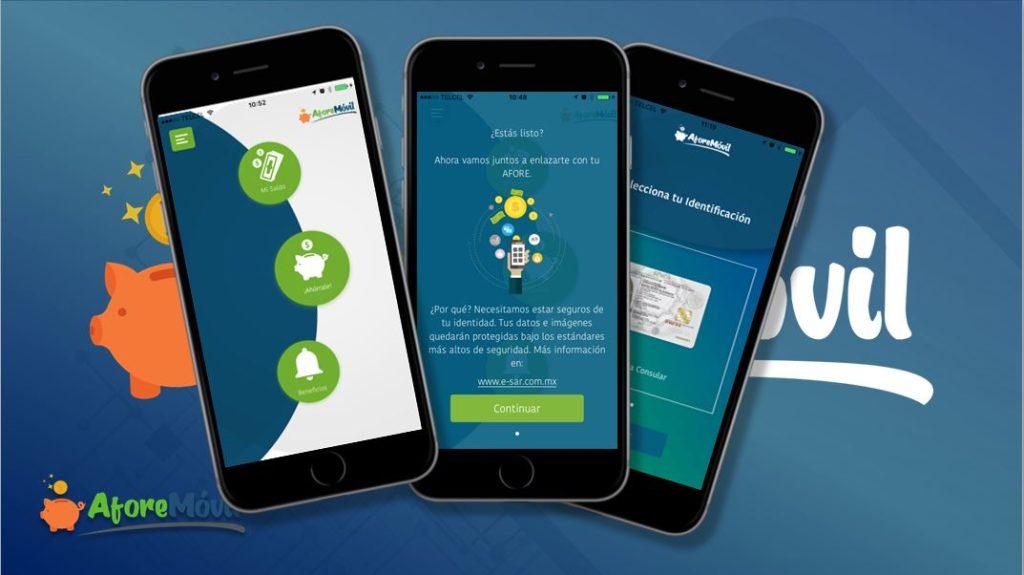 AFORE Móvil: una app para que los millennials ahorren para el retiro