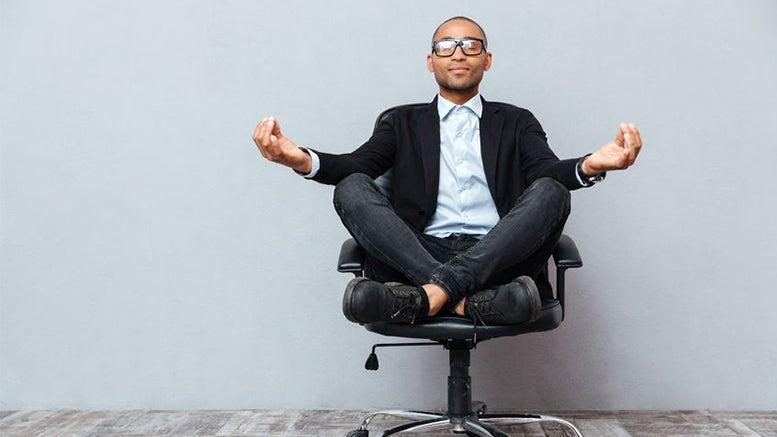Respira: te ayudará en el trabajo y en la vida