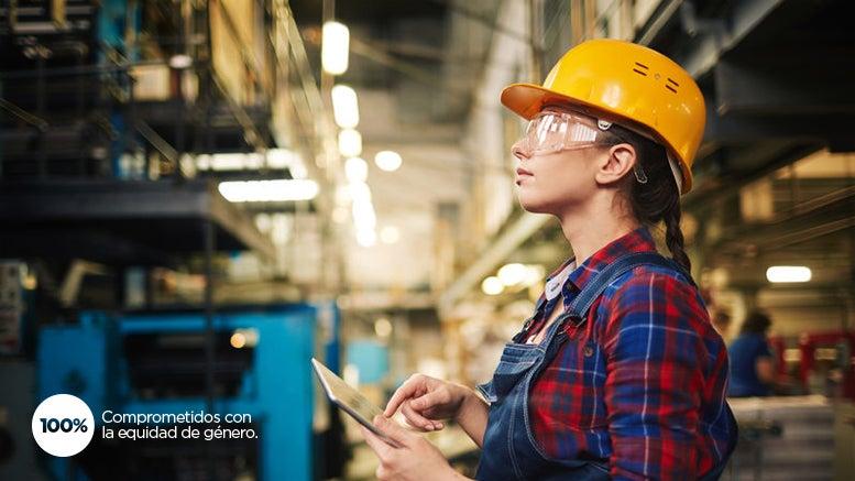 No es fácil ser mujer en el mundo del trabajo