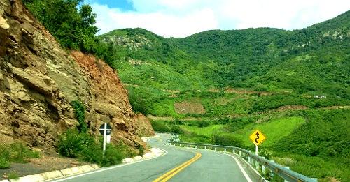 Rutas de Ceará. Foto del autor.