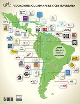 ¿Se usa la bici en América Latina y el Caribe?