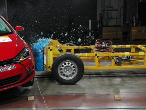 Por fin un automóvil con seguridad 5 estrellas para Latin NCAP