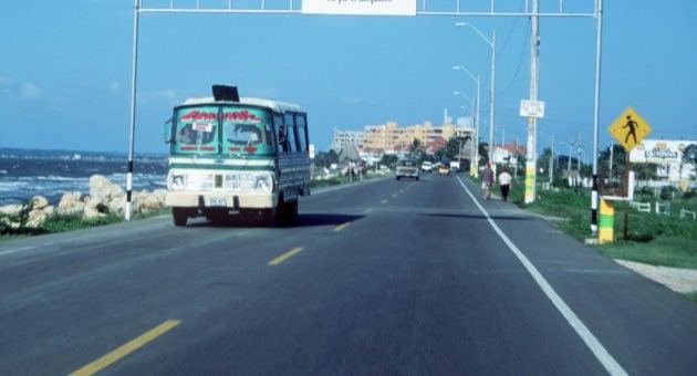 Un viaje por la seguridad vial de Latinoamérica y el Caribe