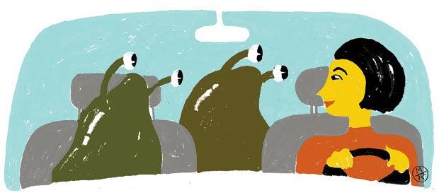 Historias de usuarios: Mi vida en el carril de babosas
