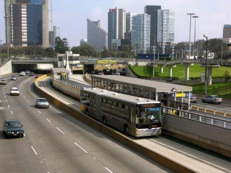 Oportunidades de financiamiento para operadores privados de transporte público en América Latina