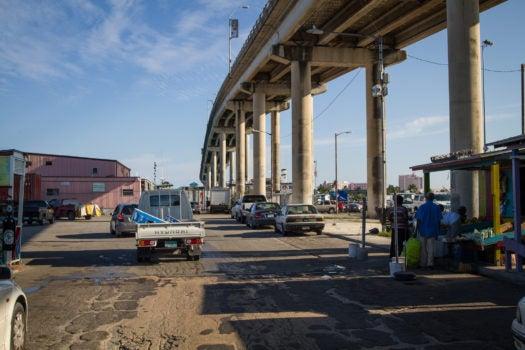Diagnóstico de la cadena de valor de la provisión de infraestructura de transporte
