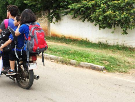 Caminos seguros: porque ir a la escuela… no te debería costar la vida