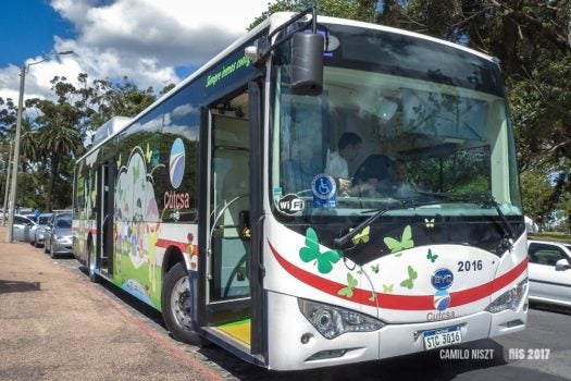 Transporte eléctrico: ¿qué está haciendo Uruguay?
