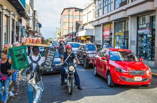 ¿Es posible planificar el transporte urbano de mercancías?