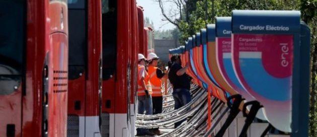 Los autobuses eléctricos pueden transformar el transporte público de América Latina