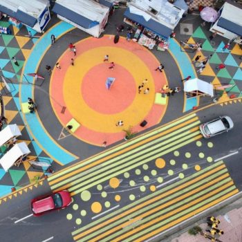 Panamá camina: comparte la Central