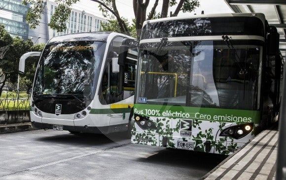 buses electricos