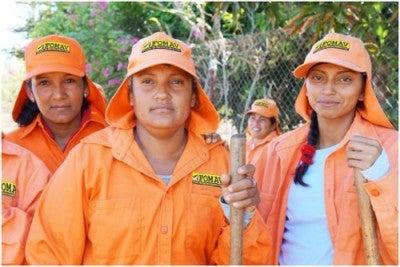 FOMAV. Microempresa Mujeres Guerreras de León-Chinandega.