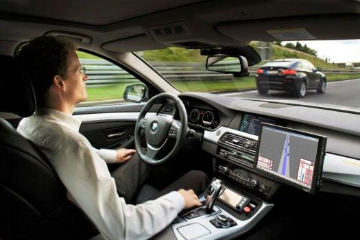 Un mundo sin conductores: ver para creer