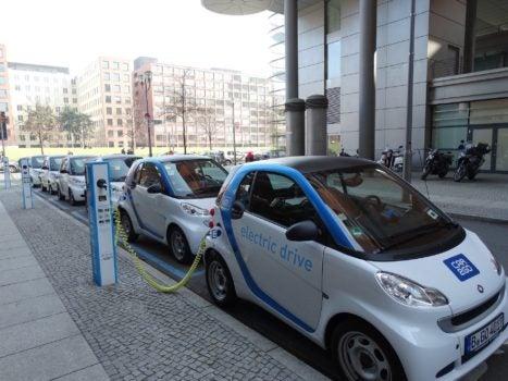 El transporte del futuro: autónomo, eléctrico y compartido