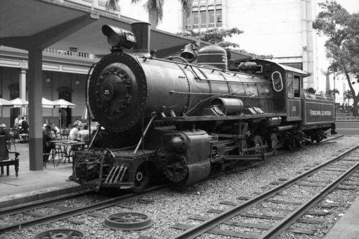 La reactivación del tren en Colombia: Plan Maestro Ferroviario