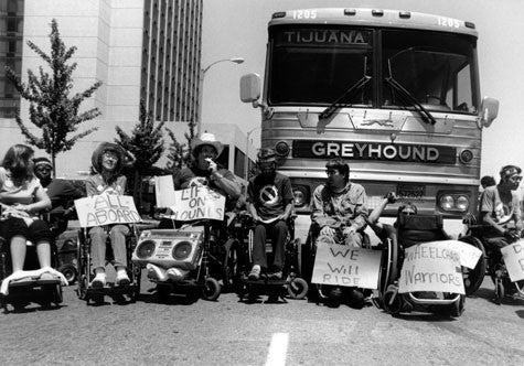 ¡We Will Ride!: la Pandilla de los 19 y el comienzo del movimiento por los derechos de las personas con discapacidad