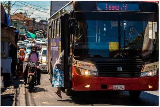 Hacia programas de seguridad vial basados en evidencia en Paraguay