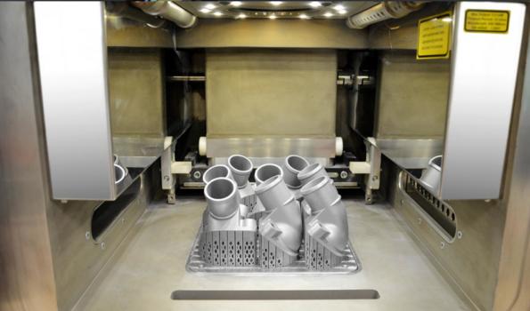El potencial de la impresión 3D en el sector transporte