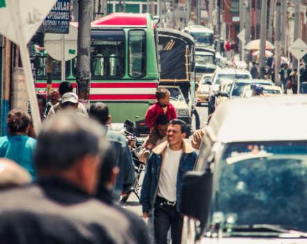 transporte publico colombia