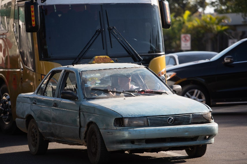 movilidad urbana republica dominicana